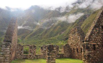 Trekking Machu Picchu - Chachabamba