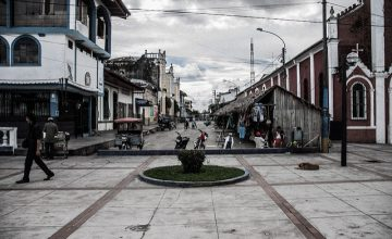 Iquitos La più grande città non raggiungibile via terra