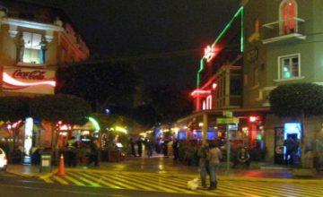 San Isidro - la movida a Lima