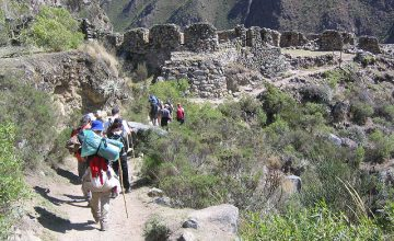 Trekking Valle Sacra