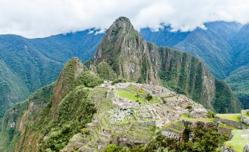 Trekking Wayna Picchu