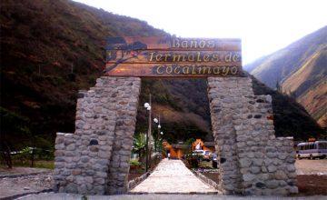 Fonti termali in Perù