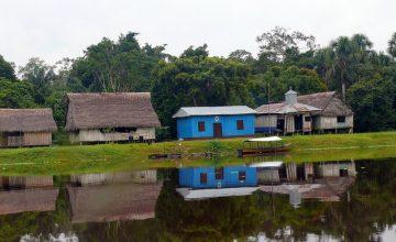 La riserva di pacaya samiria