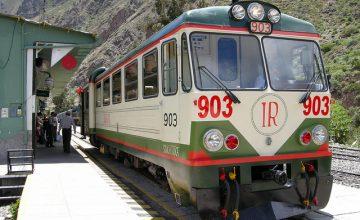 Meglio il bus o il trenino delle Ande